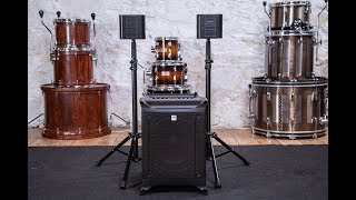 HK Audio Lucas Nano 608i Compact PA System - Drummer's Review
