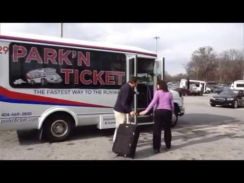 Park'N Ticket- Atlanta Airport Parking
