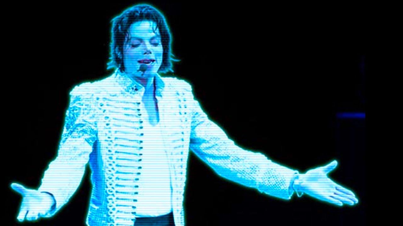 Michael Jackson Hologram at Billboard Music Awards