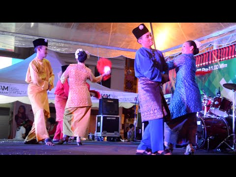 KL Street Jam - Tarian Joget, Malaysia.