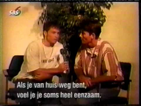 Backstreet Boys - 1996 - SBS - Netherlands Interview (@_BoysOnTheBlock)