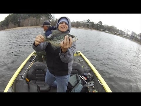 Crappie fishing toledo bend mar 15 2014 youtube for Toledo bend fishing report