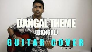 Dangal Title  Dangal  Daler Mehndi  Acoustic Guitar Cover