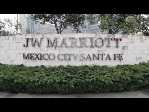 Can´t Stop The Feeling - JW Marriott Mexico City Santa Fe