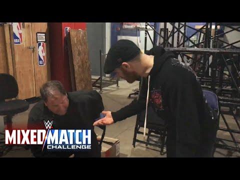 Sami Zayn shows uncharacteristic sympathy toward Tony Chimel
