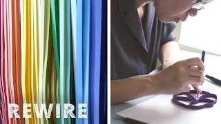 Turning Creativity Into a Career: Paper Artist JUDiTH+ROLFE