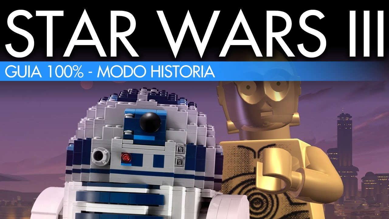 Battle Of Geonosis Modo História Parte 14 Lego Star Wars Iii