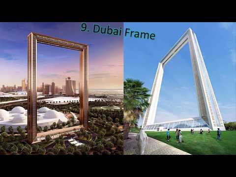 Revealed Top 10 Dubai Expo 2020 project