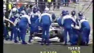 Esteban Tuero pit stop thumbnail