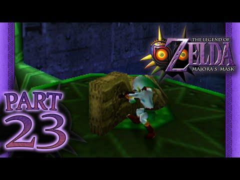 The Legend of Zelda: Majora's Mask - Part 23 - Great Bay Temple
