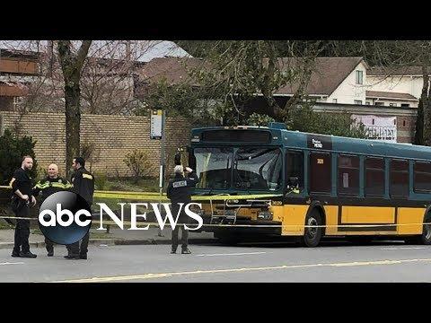 2 dead after gunman opens fire in Seattle