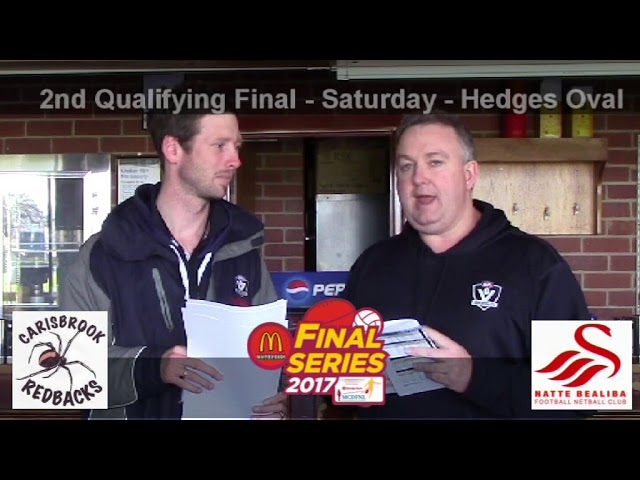 Footy Show Week 1 Finals Previews