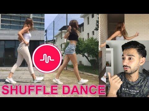 SHUFFLE DANCE AKIMI (Musically) TİKTOK