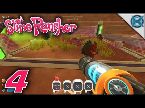 "Slime Rancher -Ep. 4- ""Need more Chickens"" -Slime Rancher Gameplay Let's Play- Husband & Wife (S1)"
