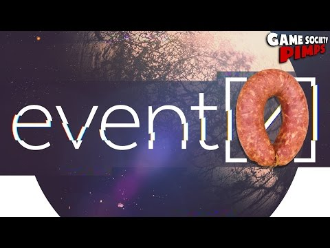 Event[0] Sausage - Comedy in Space - GameSocietyPimps
