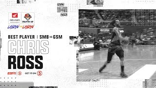 Best Player: Chris Ross | PBA Philippine Cup 2019