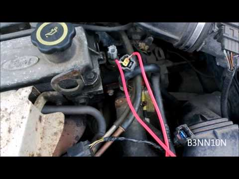 Ford Fiesta Mk6 Audio Wiring Diagram Solar Panel Charge Controller Escort Fan Not Working And Temperature Gauge Cheat Fix Remedy How To