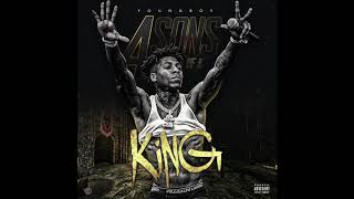 Смотреть NBA Youngboy - 4 Sons of a King (Official Audio) онлайн