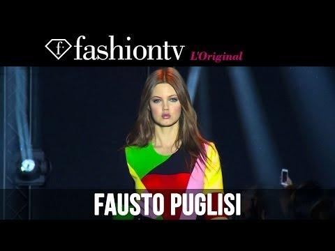 Fausto Puglisi Fall/Winter 2014-15 | Milan Fashion Week MFW | FashionTV