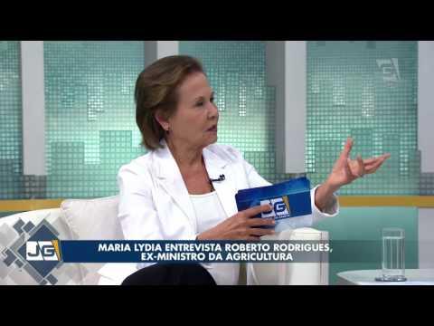 Maria Lydia entrevista Roberto Rodrigues, ex-ministro da Agricultura