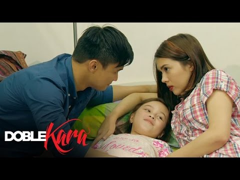 Doble Kara: Power of a hug: Edward and Sara hug Rebecca to ease her pain.  Subscribe to ABS-CBN Entertainment channel! - http://bit.ly/ABS-CBNEntertainment  For full episodes: http://www.iwantv.com.ph - Philippine viewers http://www.tfc.tv - outside Philippines  Visit our official website!  http://entertainment.abs-cbn.com/tv/shows/doblekara/main http://www.push.com.ph  Facebook: http://www.facebook.com/ABSCBNnetwork  Twitter:  https://twitter.com/ABSCBN https://twitter.com/abscbndotcom Instagram: http://instagram.com/abscbnonline  Episode Cast: Edgar Allan Guzman (Edward) / Julia Montes (Sara) / Mylene Dizon (Laura) / John Lapus (Itoy) / Krystal Mejes (Rebecca, Isabella) / Patricia Javier (Chloe)