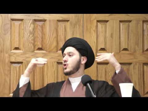 Sayed Saleh Qazwini - Living for This Life & the Next