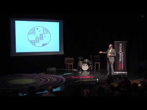 NTC learning system: Ranko Rajović at TEDxNovaGorica