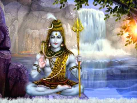 Water Fall Effect Wallpaper Shiva Trance Om Namah Shivaya Youtube