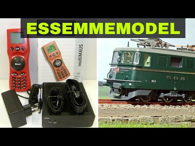 COME INSTALLARE LOCOMOTIVE SUL MULTIMOUSE