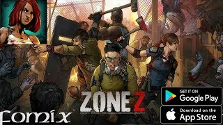 Zone Z (красивый клон LDOE) - первый взгляд, обзор (Android Ios)
