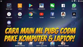 Gambar cover Tutorial Lengkap Cara Download dan Instal Nox Player Android 5 Setting Lancar Bermain Game