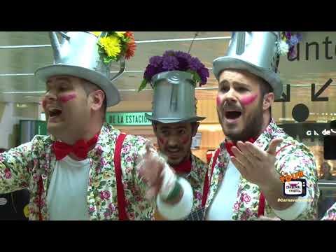 Carnaval y Punto Tv. Programa especial del viaje al Liceo de Barcelona. 15-03-2018.