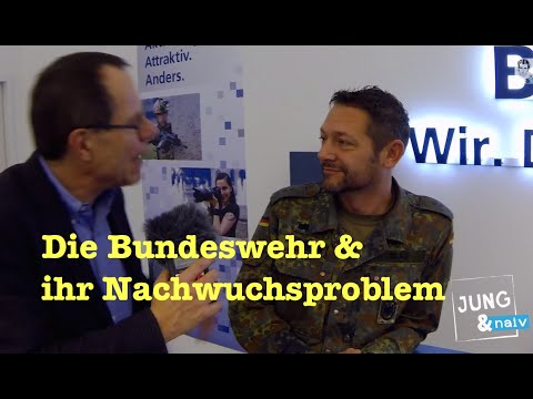Im Showroom der Bundeswehr - Jung & Naiv: Folge 217