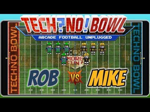 Tech?No!Bowl - Live!