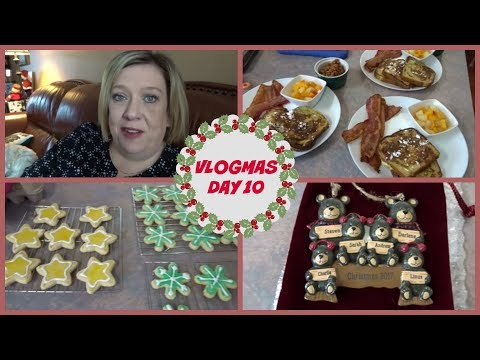 Download Youtube: Vlogmas 2017 Day 10 - Breakfast, Pioneer Woman  Cookies and Feeling Tired
