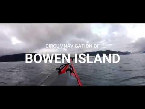 Bowen Island Circumnavigation Feb 3 2018