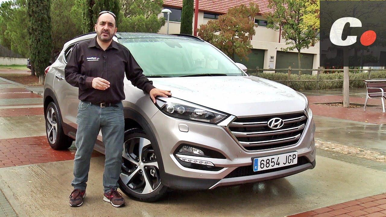 Hyundai Tucson Suv Prueba Analisis Test Review En Espanol