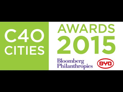 C40 Cities Awards 2015