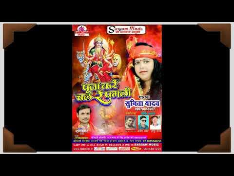 DJ Wala Bhai bhojpuri nawratri song 2017- डी  जे वाला भाई   सुनीता यादव