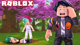 WHO MATO LULY? ROBLOX😨😱
