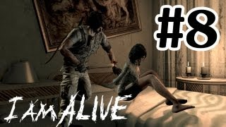I Am Alive Walkthrough Part 8 - PC Max Settings Gameplay With Commentary 1080P
