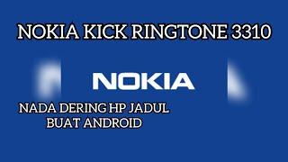 Gambar cover RINGTONE | NADA DERING NOKIA 3315 / 3310 FOR ANDROID IOS . NOKIA KICK PALING JADUL MONOPHONIC