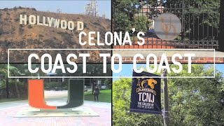 Celona's Coast to Coast: WE'RE BACK!