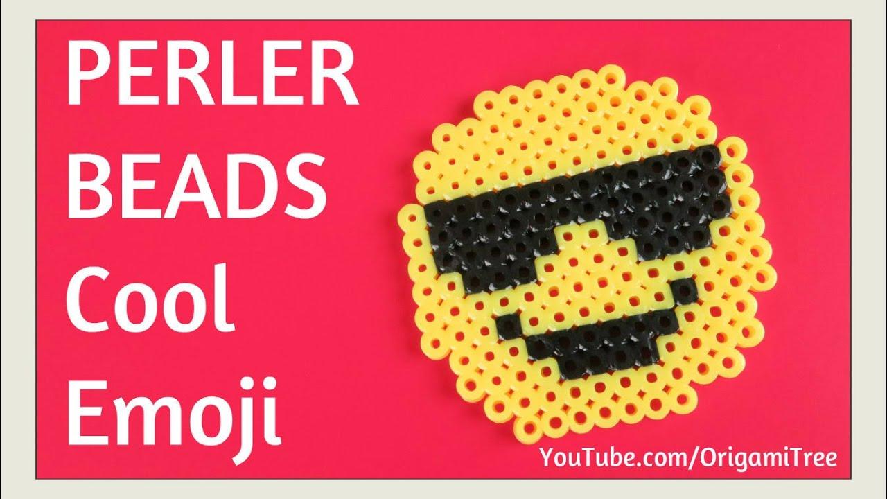Emoji Perler Bead Patterns Interesting Inspiration Design