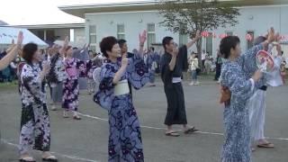 道の駅思川開運盆おどり2016 8 21