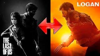 Трейлер The Last of Us в духе фильма ЛОГАН