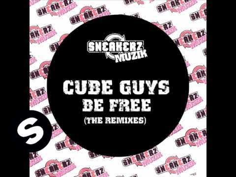 The Cube Guys - Be Free (The Cube Guys Vokal Edit)