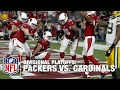 Fitzgerald Sends Cardinals to NFC Championship in Game Winning Drive!  | Packers vs. Cardinals | NFL
