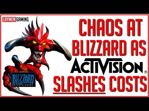 Revealed: Diablo 4 Rebooted! Staff Leaving Over Activision's Influence, Warcraft Pokemon Go?!?