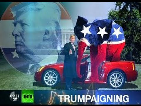 CrossTalk: Trump for President?!